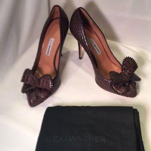 Alexa Wagner Shoes - Alexa Wagner designer heels